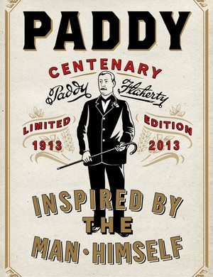 Irish Whiskey Museum - Paddy Flaherty of Paddy Whiskey