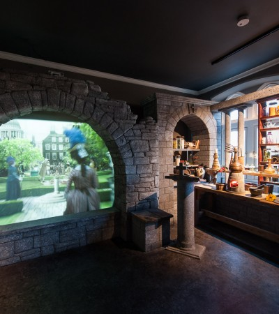 Irish Whiskey Museum, Apothecary