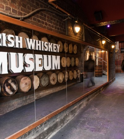 Irish whiskey museum, Dublin Whiskey tour, Main Entrance, Things To Do In Dublin