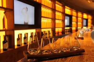 Irish Whiskey Museum, Tasting Trays, Things To Do In Dubin