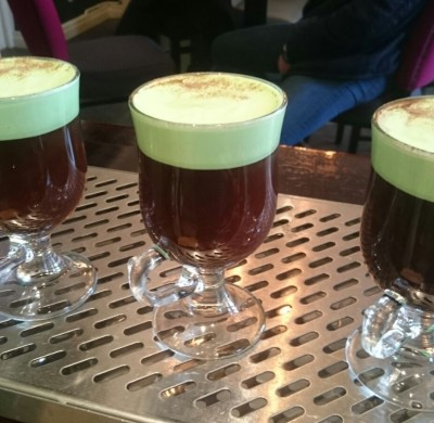 Irish Whiskey Museum, St Patrick's Day, Irish Coffee