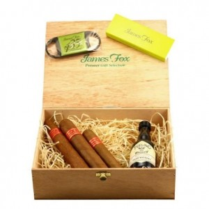 Cigar and Whiskey set, fathers day gift ideas