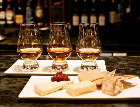 Whiskey and Cheese, Faters day Gift Ideas