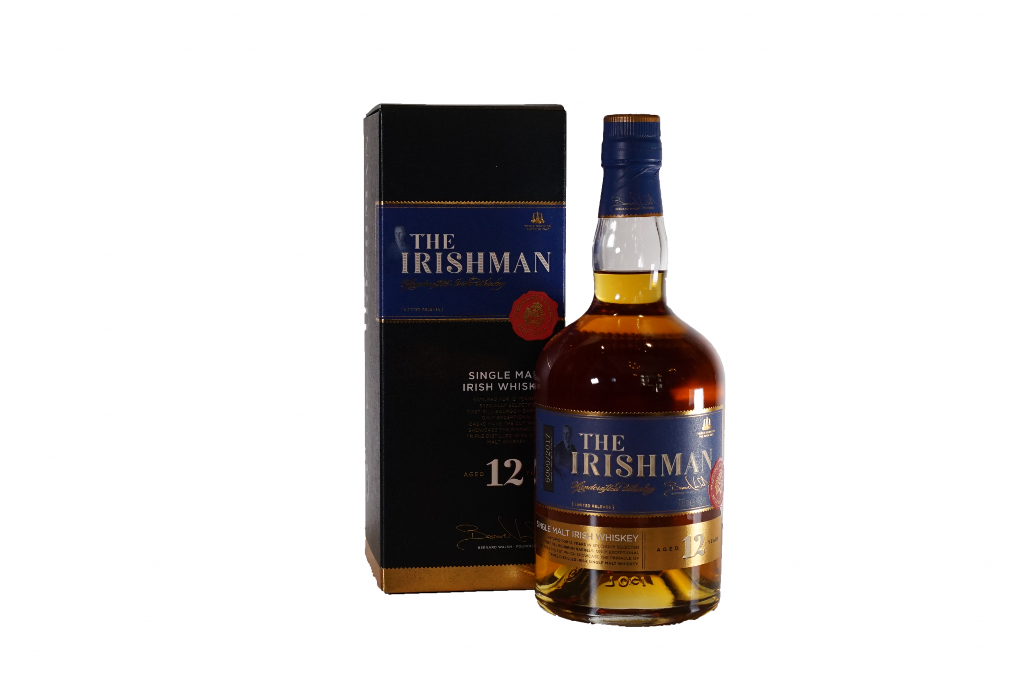 Irishman Single Malt 12 Year Old
