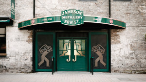 Jameson Distillery Bow St. today