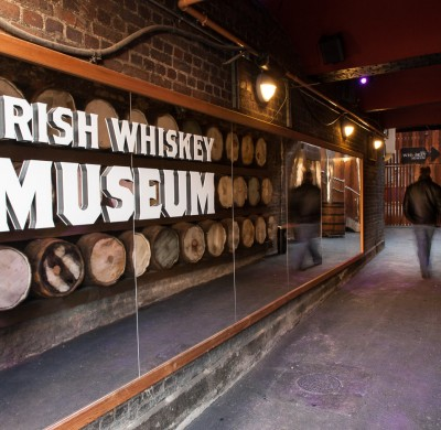 Irish Whiskey Museum, Main Entrance