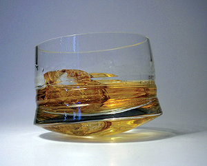 Irish Whiskey Museum - Unusual Whiskey Tasting Glass