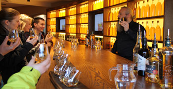Irish Whiskey Museum, Venue Hire, Whiskey Tasting