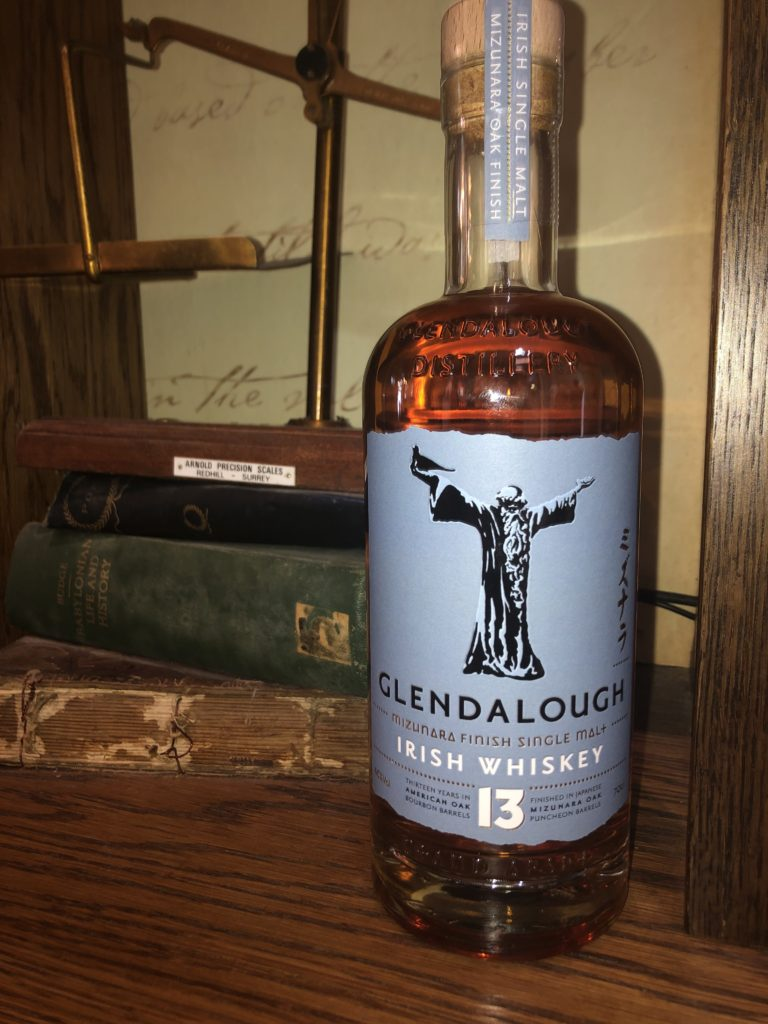 Glendalough 13 Irish whiskey