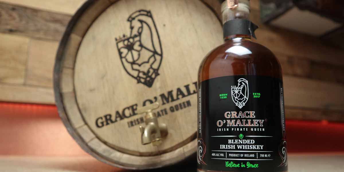 Grace O'Malley Irish Whiskey