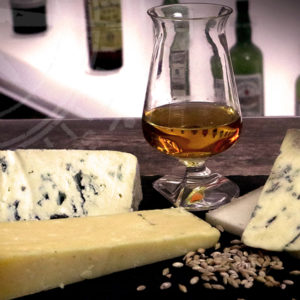 The Four Corners of Ireland Whiskey & Cheese Pairing Evening