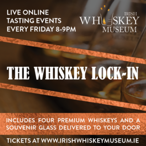 whiskey lock-in
