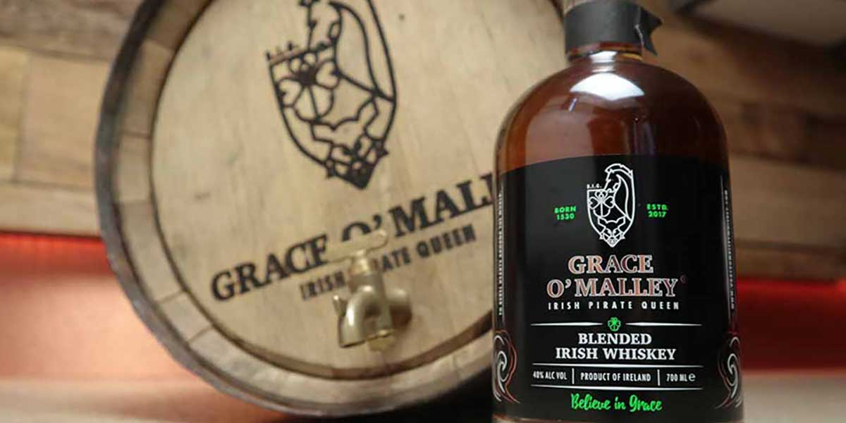 Grace O'Malley Whiskey