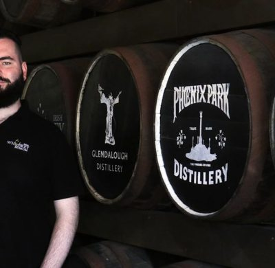Fionn, Irish Whiskey Museum Tour Guide