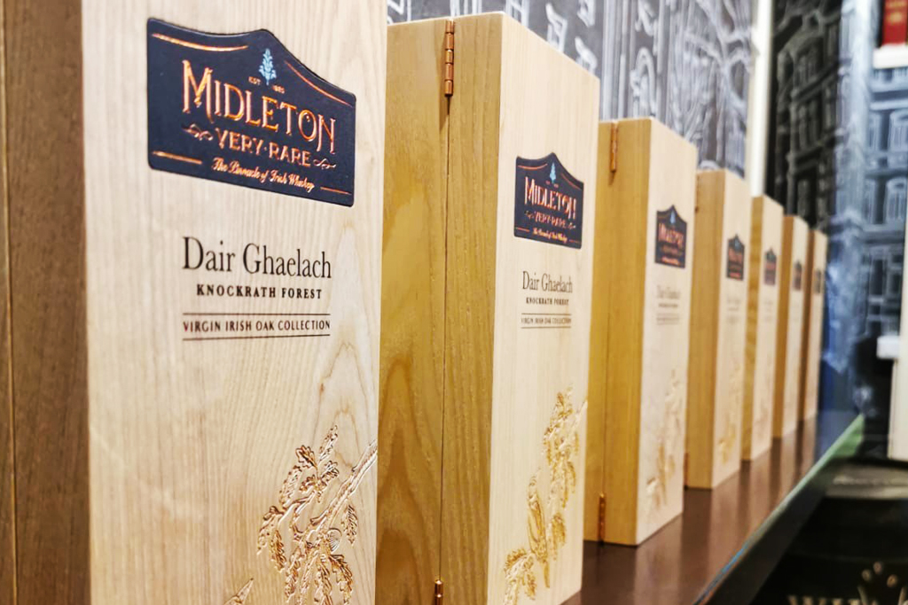 Dair Ghaelach Knockrath Forest Whiskey