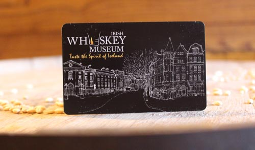 Irish Whiskey Museum Voucher